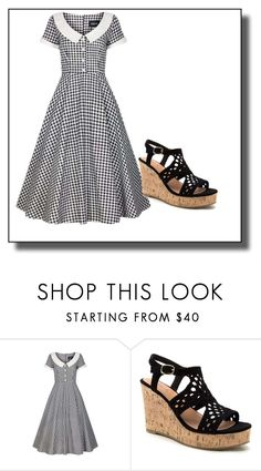 """""""Untitled #1"""" by dzemila-c ❤ liked on Polyvore featuring Collectif"""