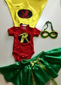ROBIN TUTU OUTFIT Male Version For Photo Shoot by KlassiKreations