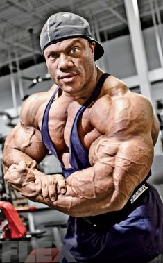 Attack your shoulders with Mr. Olympia's shoulder blast  routine. ;-)~❤~