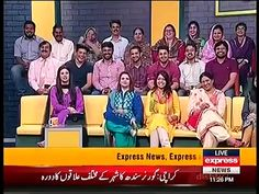 Khabardar with Aftab Iqbal 19 June 2016 Express News