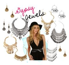 """""""Gypsy Jewels"""" by windsorstore on Polyvore"""