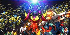 Transformers: 15 Reasons Lost Light Is The Greatest Story In The Franchise