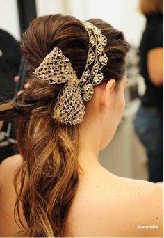 penteado casamento - noivas - wedding hair style bridal's haair style