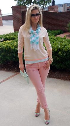 fashion trend | pastel outfits