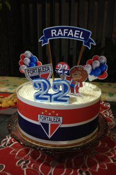 Bolo para o aniversário do Rafael !!! #ganagourmet #scrapcake #fortaleza