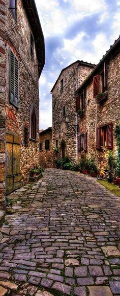 Montefili, Tuscany, Italy