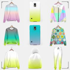 New Year, New Design, New Products 😌🙂 I really hope, You will enjoy them and will check my new store page https://liveheroes.com/en/brand/mariana-lisina Let me know what do You think about the new style. I love colors and want to share my passion to it with You. Let's make our life style more cool 😎