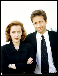 Scully and Mulder Best Tv Couples, Best Couple, In Medias Res, Detective, David And Gillian, Chris Carter, Dana Scully, David Duchovny, Gillian Anderson