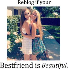 My best friend is the greatest gift i have other than my family. she's like my sister i love my bff xx Bff Quotes, Best Friend Quotes, Qoutes, Famous Quotes, Friendship Quotes, Best Friend Goals, My Best Friend, Bff Goals, Look Man