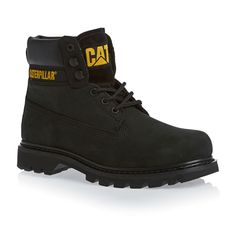 Caterpillar Colorado Boots - Black   Free UK Delivery on All Orders