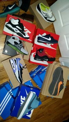 The Nike Collection