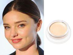 """【セレブの自腹買いコスメ】ミランダ・カー = 『rms』の""""アンカバーアップ 22"""" http://www.elle.co.jp/beauty/pick/celebrity-makeup-product_18_0118/3 @ellejapanさんから"""