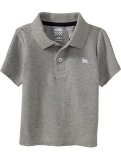 Pique Polos for Jack if we lived close to Old Navy