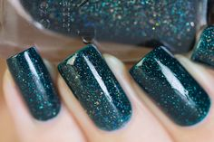 (l-r) Picture Polish Escapades (pinkie, middle) ; ILNP Mountain View (ring, index) ; 8/30/15
