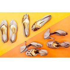 Nossos clássicos!  Nude: pode ser rosè, handide... Com ouro velho fica ainda mais lindo! ❤️