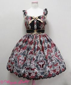 Angelic Pretty Harlequinade JSK
