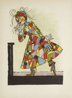 The patchwork girl of Oz.....unnumbered page by L. Frank Baum