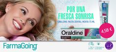 Oraldine Pasta Dental.