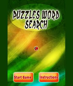 """Check out my @Behance project: """"Puzzle Word Search Games UI UX design"""" https://www.behance.net/gallery/33918238/Puzzle-Word-Search-Games-UI-UX-design"""