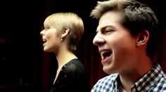 """""""Break Again"""" Charlie Puth & Emily Luther (Official Music Video) (+playl..."""