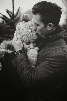 Warming each other #Winter #Liebe