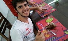 Joao e seu bolo!