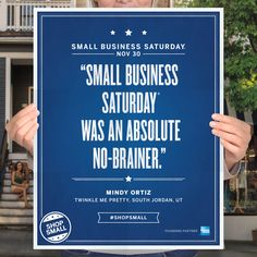 American Express | Small Business Saturday