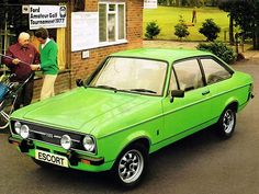 Ford Escort Mexico 1600 MKII (1977 - 1980). Maintenance/restoration of old/vintage vehicles: the material for new cogs/casters/gears/pads could be cast polyamide which I (Cast polyamide) can produce. My contact: tatjana.alic@windowslive.com