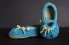 Baby Shoes Baby Girl Shoes Blue Baby Shoes Shower by jdurayful