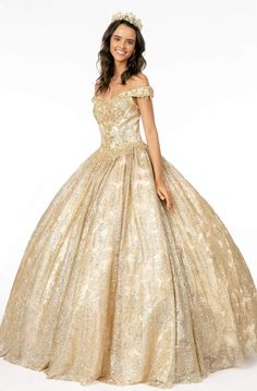 Formal Gowns With Sleeves, Formal Dresses For Women, Sparkly Prom Dresses, Bridesmaid Dresses, Wedding Dresses, Off Shoulder Ball Gown, Shoulder Cut, Shoulder Dress, Sweet 16 Dresses