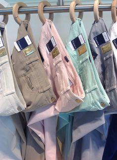 Zomerse broeken bij Max Dohle Mode