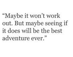The best adventure ever