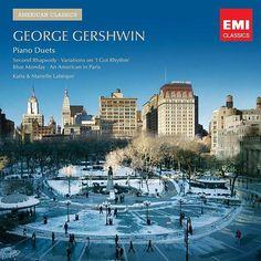 "De álbum ""Gershwin: Piano Music"" del Marielle Labeque en Napster"