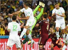 2014 #FIFAWORLDCUP - GROUP H - 48TH MATCH - #ALGERIA VS #RUSSIA MATCH RESULT http://football.chdcaprofessionals.com/2014/06/2014-fifa-world-cup-group-h-48th-match.html