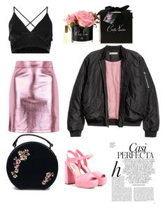 """Pinterest: @foreverfaerie """"Untitled #10"""" by foreverafter2 on Polyvore featuring Prada, Topshop and Whiteley"""