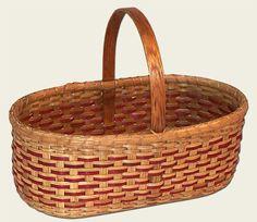 Baskets by Viva: Plant Basket, Bamboo Basket, Rope Basket, Basket Bag, Old Baskets, Baby Baskets, Wicker Baskets, Basket Weaving Patterns, Nantucket Baskets
