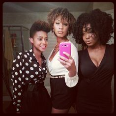 Naturals with Style