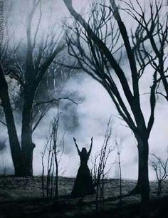 """Sleepy Hollow Stills │""""Title sequence"""" │Katrina Crane Sleepy Hollow Tv Series, Gothic, Yennefer Of Vengerberg, Season Of The Witch, Witch Aesthetic, Dark Beauty, Samhain, Witchcraft, Wiccan"""