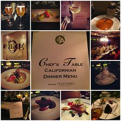 An amazing Chef's Table dinner in the Azamara Quest's Prime C steakhouse.