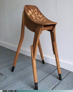 funny real estate - Bambi Stool