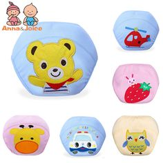 1PCS Retail Baby Training Pants/Child Cloth Study Pants/Reusable Nappy Cover/Washable Diapers Underwear