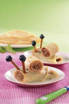 Ślimaki zrobione z naleśników spodobają się nawet największemu niejadkowi. To proste i smaczne danie dla całej rodziny