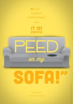 Funny Seinfeld quote.