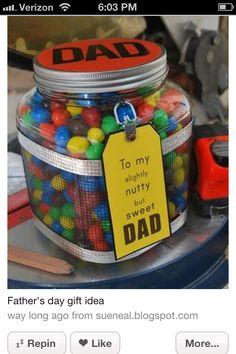 Dads present