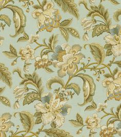 Home Decor Print Fabric-Smc Designs Reminiscence/Century/Water & home decor fabric at Joann.com