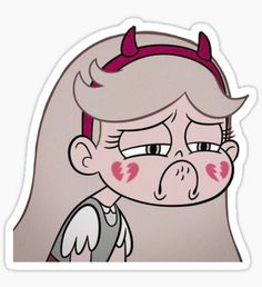 Star Vs The Forces Of Evil Stickers - Best of Wallpapers for Andriod and ios Tumblr Cartoon, Girl Cartoon, Cartoon Icons, Cartoon Memes, Cartoon Drawings, Cartoon Art, Cartoon Characters, Mood Wallpaper, Disney Wallpaper