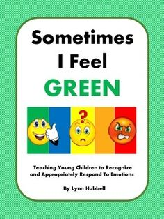 "Newly revised, this FREEBIE, ""Sometimes I Feel Green,"" is a short story which breaks down and presents concepts to students to help them become better able to recognize, identify and manage their emotions.  - repinned by @PediaStaff – Please Visit  ht.ly/63sNt for all our ped therapy, school & special ed pins"