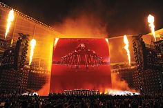 The New Pioneers: Stage Designer ES Devlin Creates Audience Friendly Stadium-Concerts for Beyonce, Kanye, Adele & More - Modern Beyonce Formation Tour, The Formation World Tour, Adele, Es Devlin, Award Tour, Concert Stage Design, Pops Concert, Scenic Design, Concert Tickets
