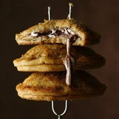 Mini S'mores Hand Pies | foodraf