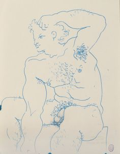 648c90206f6 Study for an illustration for Le livre blanc